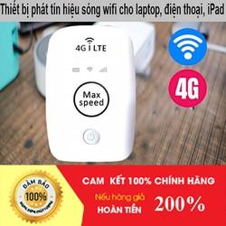 Thiết bị phát wifi cực Mạnh 4G LTE Max Speed công nghệ wifi tiềm năng