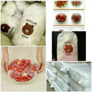 Túi bọc thực phẩm 100 cái - boctp2x thumbnail