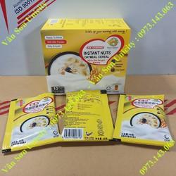 Yến mạch - hạt ăn liền 400g (10 gói * 40g) Aik Cheong Instant Nuts Oatmeal Cereal