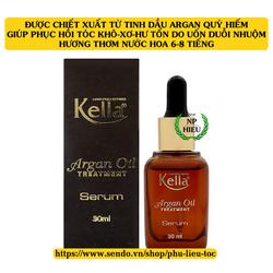 Tinh dầu dưỡng tóc Kella