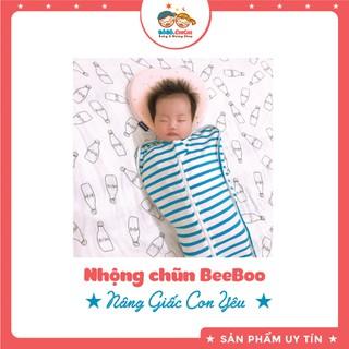 [GIÁ RẺ MẸ YÊN TÂM ] Nhộng Chũn BeeBoo Đóng Hộp Cao Cấp- Nâng Giấc Con Yêu - nhong thumbnail