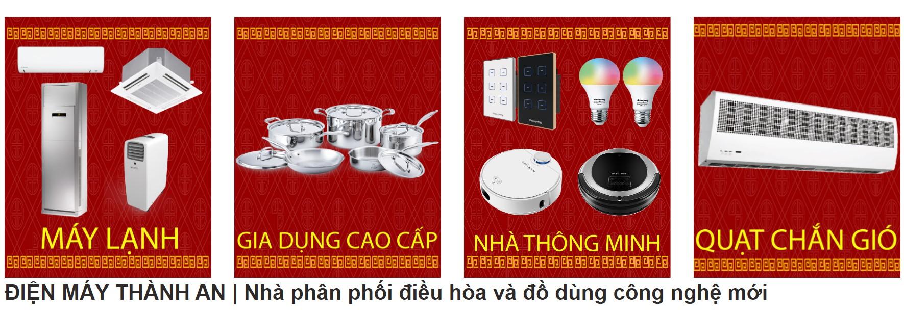 Điện Máy Thanh An HCM