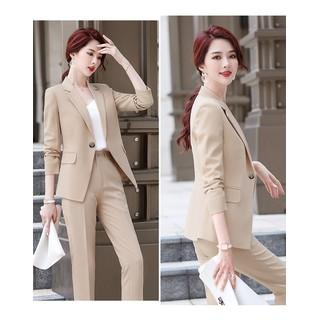 sét nguyên bộ áo vest quần dài - 1152 thumbnail