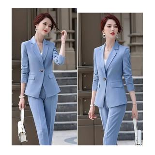 sét nguyên bộ áo vest quần dài - 1154 thumbnail