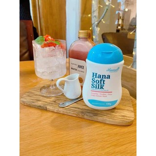 Dung dịch vệ sinh Hana Soft Silk 150 ml - Dung dịch vệ sinh Hana Soft & Silk 150 ml - 1788 thumbnail