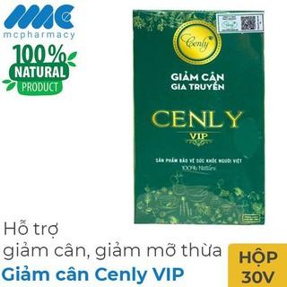 Giảm Cân Cenly Vip - Hộp 30 Viên - 9lnFrfnJq1 thumbnail