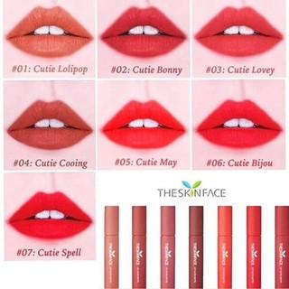 Son Kem Lì The Skinface Lips Cutie Matte - sonkem thumbnail