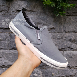 Slip on nam - Giày lười vải nam 2020 - Chất liệu vải gió 4 màu tuyệt đẹp - Mã SP 5076
