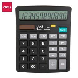 Máy tính để bàn 12 số Deli - 1 chiếc