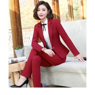 sét nguyên bộ áo vest quần dài - 1162 thumbnail