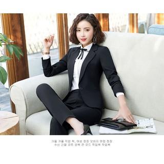sét nguyên bộ áo vest quần dài - 1161 thumbnail