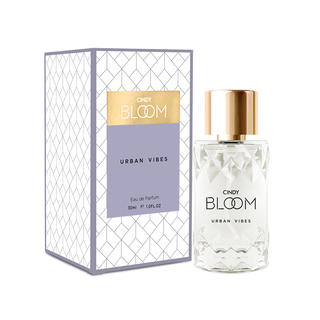 Nước hoa Cindy Bloom Urban Vibes 50ml - cindy50ml thumbnail