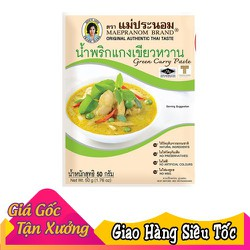 Gia Vị Bột Cà Ri Xanh Thái Lan Gói 50g