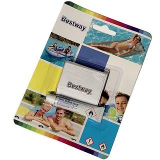 Bộ Keo Dán Và Miếng Vá Bể Bơi Phao Bơi Ghế Hơi Bestway - GDMC468 thumbnail
