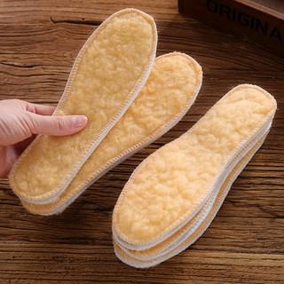 Combo 10 Đôi Miếng Lót Giày Lông Cừu Khử Mùi Thấm Mồ Hôi Thoáng Khí Cho Nữ Nam - GDMC87 thumbnail