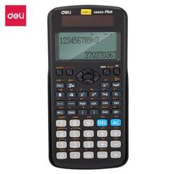 Máy tính kỹ thuật Deli – 417 chức năng – Được phép mang vào phòng thi