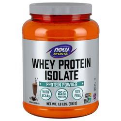Whey Protein Isolate, Creamy Chocolate Powder - Bổ sung 25g Đạm chất lượng cao có các axit amin chuỗi nhánh (BCAAs) có khả năng hấp thụ nhanh và dễ tiêu hóa dành cho người luyện tập thể thao (Vị Sô-cô-la - 816 gram)