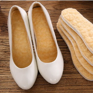 Miếng Lót Giày Lông Cừu Khử Mùi Thấm Mồ Hôi Thoáng Khí Cho Nữ Nam - GDMC182 thumbnail