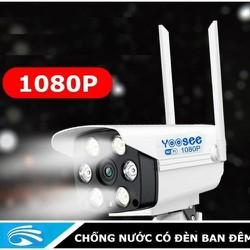 (  GIÁ XẢ KHO ) Camera ngoài trời, chống nước Yoosee W26S Full HD 1080P
