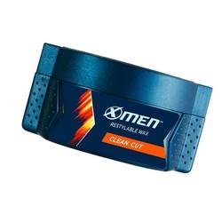 Sáp vuốt tóc X-Men Clean Cut WAX hộp 70g mỹ phẩm nam cao cấp hương thơm bền lâu