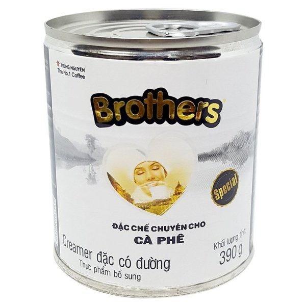 Sữa Đặc Brothers Trung Nguyên 390gr