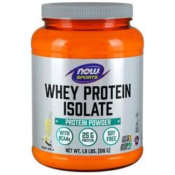 Whey Protein Isolate, Creamy Vanilla Powder - Bổ sung 25g Đạm chất lượng cao có các axit amin chuỗi nhánh (BCAAs) có khả năng hấp thụ nhanh và dễ tiêu hóa dành cho người luyện tập thể thao (816 gram)