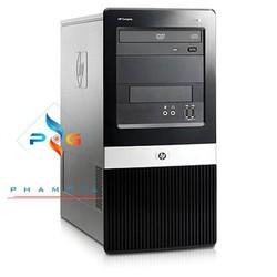 Thùng CPU máy vi tính văn phòng học trực tuyến - tặng kèm USB thu sóng wifi