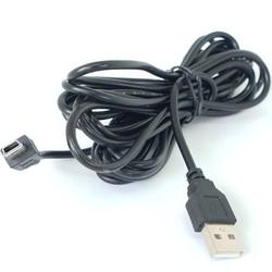 Dây USB cấp nguồn cho camera hành trình đầu cắm miniUSB hoặc microUSB