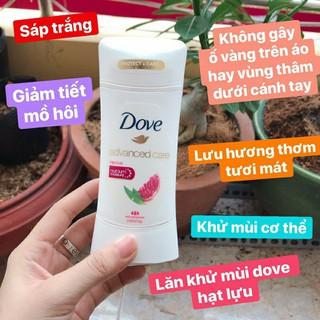 Sáp Khử Mùi Khô Thoáng Kéo Dài Suốt 48H - Xách Tay Mỹ - Dove thumbnail