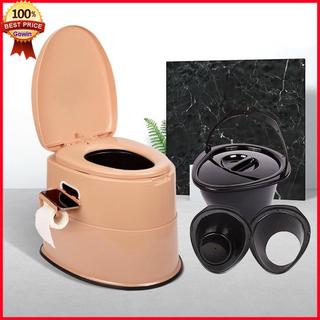 bô vệ sinh - ghế bô vệ sinh - bô vệ sinh di chuyển-ywn thumbnail