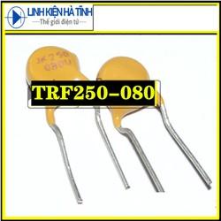 5 CON CẦU CHÌ TỰ PHỤC HỒI PPTC TRF250-080 250V 0.08A