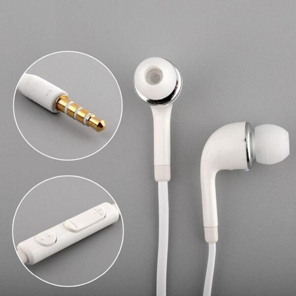 Tai nghe nhạc cho điện thoại jack 3.5mm mã J5