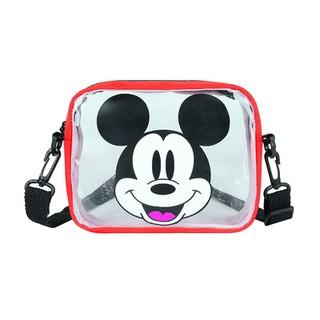 Túi đeo chéo - CÓ VIDEO - Túi đeo chéo chuột trong suốt - B106 2