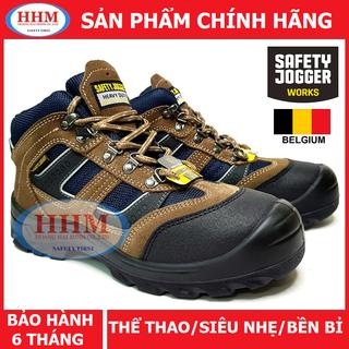 Giày bảo hộ cao cổ Safety Jogger X2000 S3 - SJX2000 thumbnail