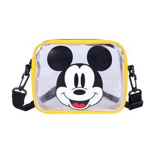 Túi đeo chéo - CÓ VIDEO - Túi đeo chéo chuột trong suốt - B106 thumbnail