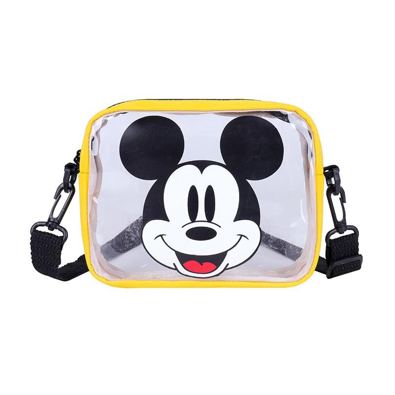 Túi đeo chéo - CÓ VIDEO - Túi đeo chéo chuột trong suốt - B106 4
