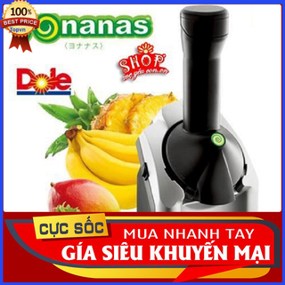 [Bảo hành chính hãng] Máy làm kem trái cây gia đình Yona công nghệ Hàn Quốc - máy làm kem Yona-h2f thumbnail