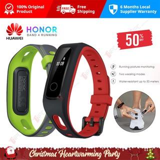 Vòng Đeo Tay Thông Minh Huawei Honor Band 4 Running Edition Theo Dõi Sức Khỏe Phiên Bản Quốc Tế - AW70 thumbnail