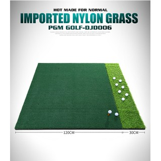THẢM TẬP SWING GOLF - PGM DOUBLE GRASS - 686868 thumbnail