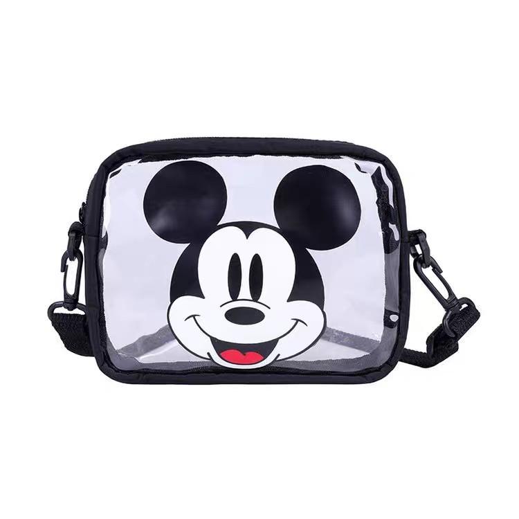 Túi đeo chéo - CÓ VIDEO - Túi đeo chéo chuột trong suốt - B106 8