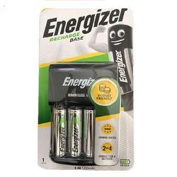 Máy sạc Pin ENERGIZER CHVC4 (kèm 4 viên pin sạc AA 1300 mAh) (Bao bì mới)