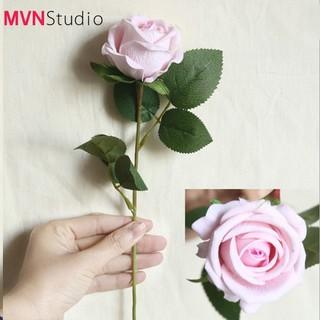 MVN Studio - Ins mẫu hoa hồng decor trang trí nhà cửa phụ kiện chụp ảnh - 00000000113 thumbnail