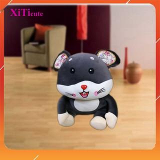 Gối ôm cho bé thú nhồi bông chuột Hamster dùng để làm gối ôm, quà tặng người thương, đồ chơi cho bé hoặc vật trang trí [ĐƯỢC KIỂM HÀNG] - 40989870 thumbnail