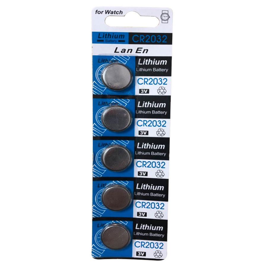 Vĩ 5 pin cmos CR2032