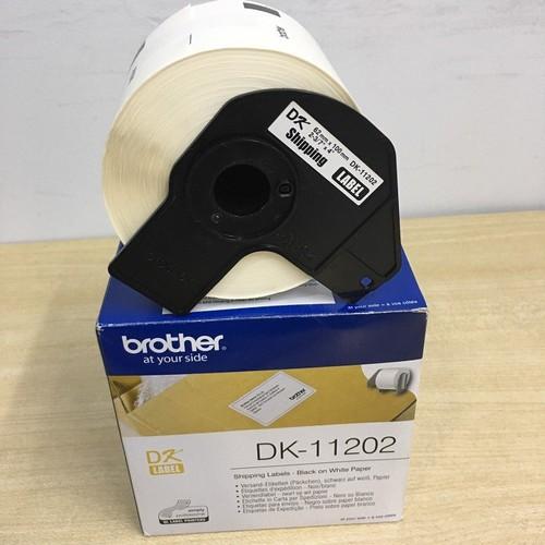 Nhãn giấy bế brother dk-11202