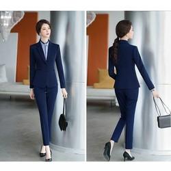 Set nguyên bộ vest +Quần dài