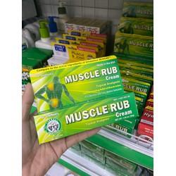 Dầu nóng xoa bóp giảm đau cơ và khớp Muscle Rub Dr.Sheffield's 35g USA
