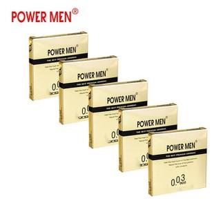 Combo 5 bao cao su Powermen - bao cao su 5ssu1 thumbnail