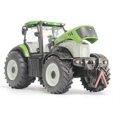 Đồ chơi xe máy cày nông trại tỉ lệ 1:30 đồ chơi trẻ em bằng hợp kim nhựa có đèn và âm thanh động cơ