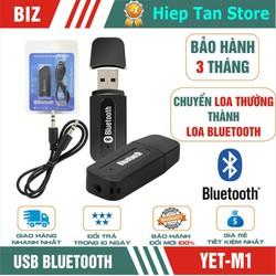 USB bluetooth BT163 giá rẻ – thích hợp sài với amply lớn – loa vi tính – loa thường – BẢO HÀNH 3 THÁNG